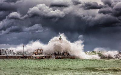 Storm Damage!